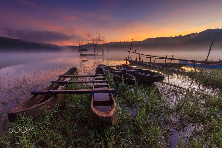 Misty Morning by Yudik Pradnyana on 500px