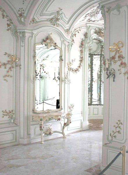 Esterhazy castle austria beautiful ceilings for French chateau style decor