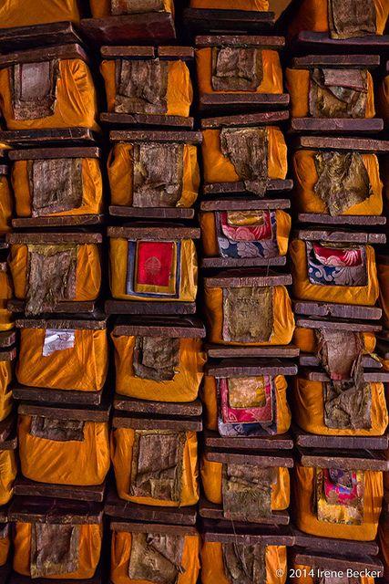 Sacred Buddhist Texts