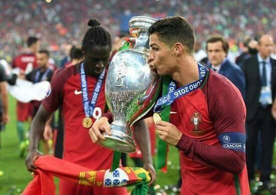 Cristiano Ronaldo Euro 2016 final