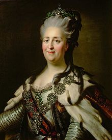 Catherine the Great - Wikipedia, the free encyclopedia