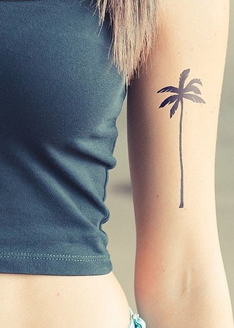 Florida Palm Tree Tattoo: 22 Best Images About Europe Tattoo On Pinterest