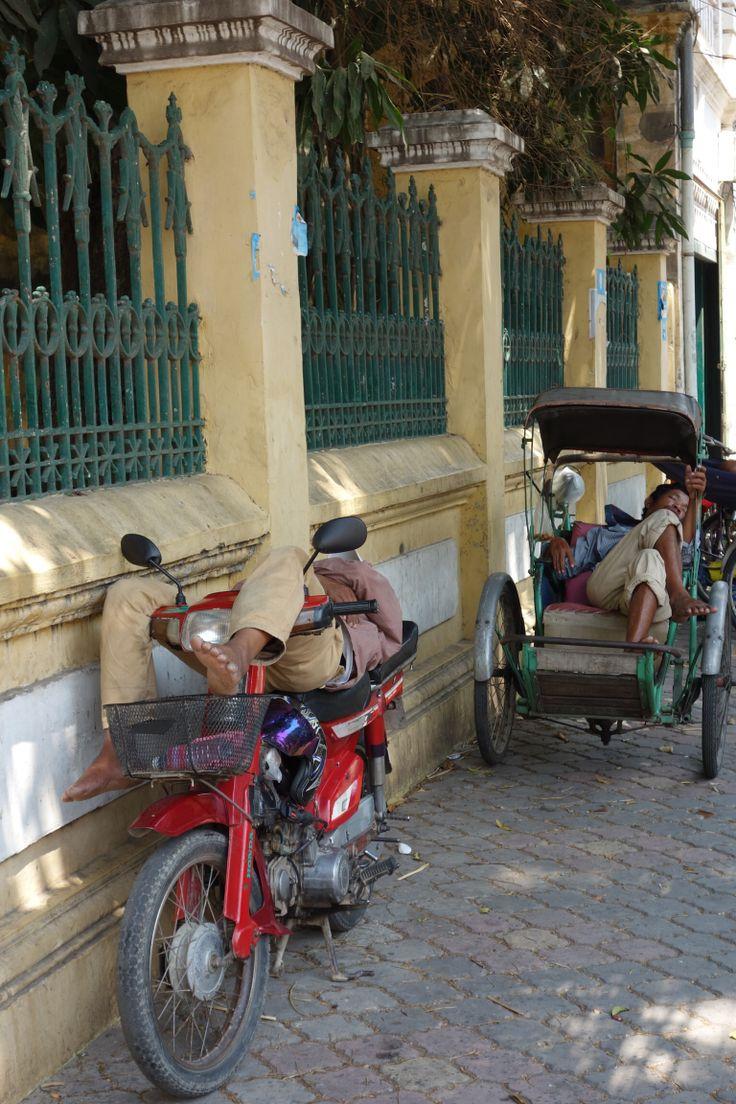 Phnom Penh. Cambodia.