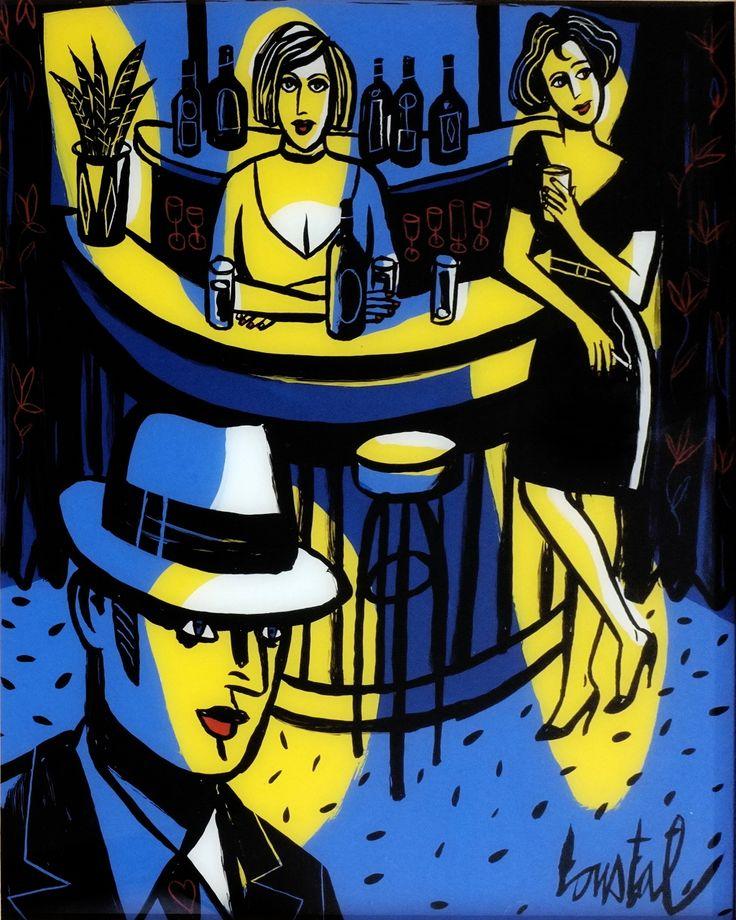 Jacques de Loustal - Le site officiel - Dessinateur de bande dessinée, peintre…