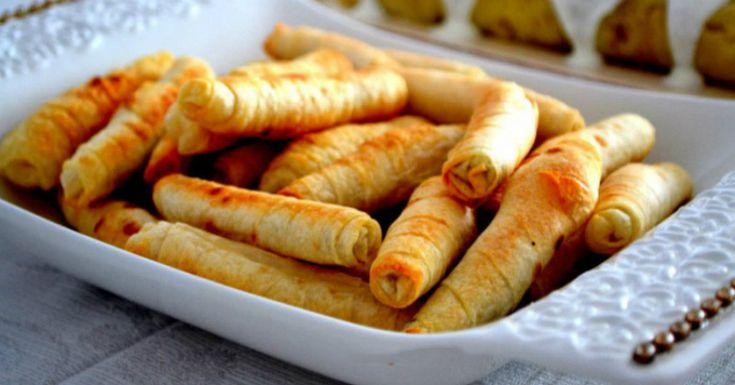Сигара бёрек(Sigara börek) — это национальное турецкое блюдо, которое на родине подают на завтрак, обед и ужин. По форме эти вкусные трубочки схожи с кубинскими сигарами — отсюда и название!  Традиц…