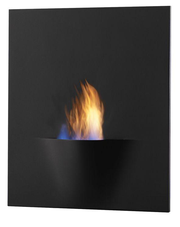 Gaya Safretti Ethanol Fireplace | The Panday Group Safretti Fireplace Collection - #Fireplace #InteriorDesign #Fire #Safretti
