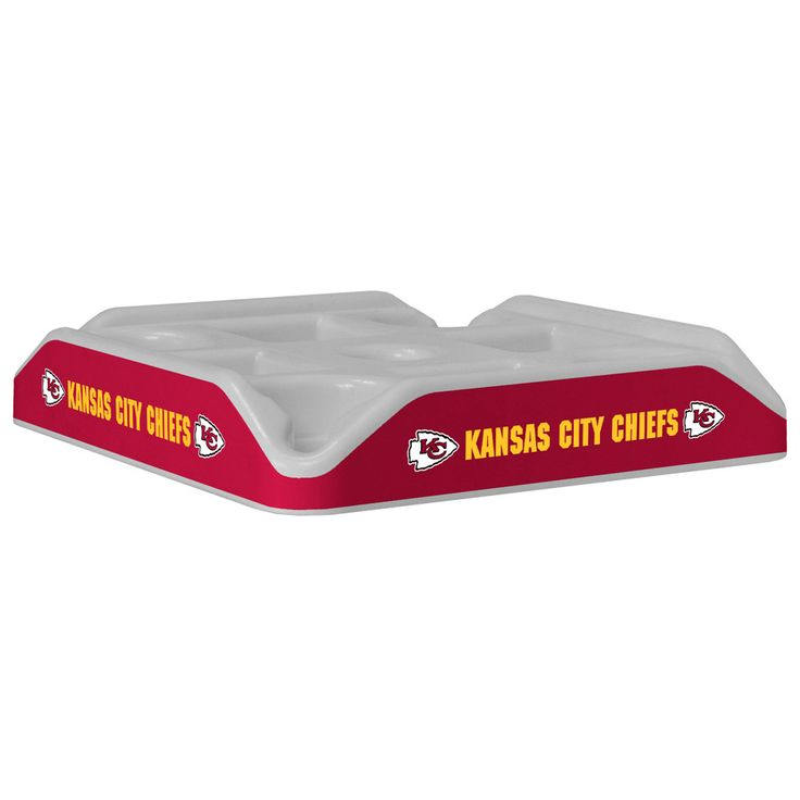 Kansas City Chiefs NFL Canopy Pole Caddy