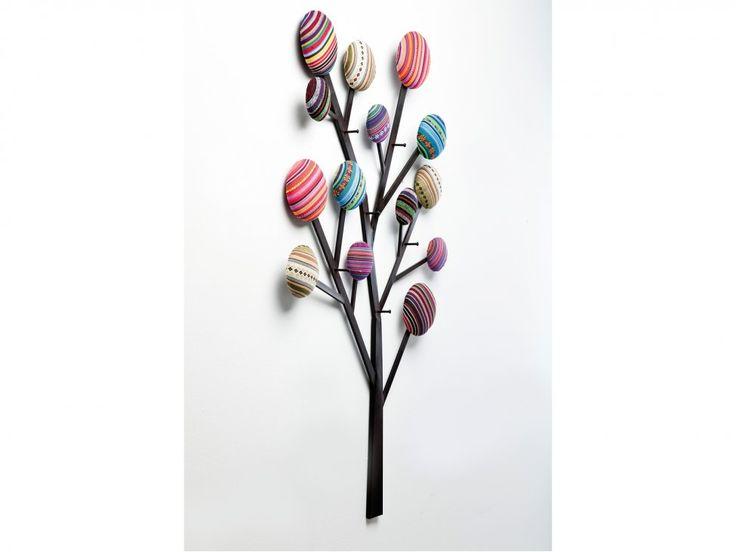 Wieszak Bubble Tree — Wieszaki ścienne — KARE® Design