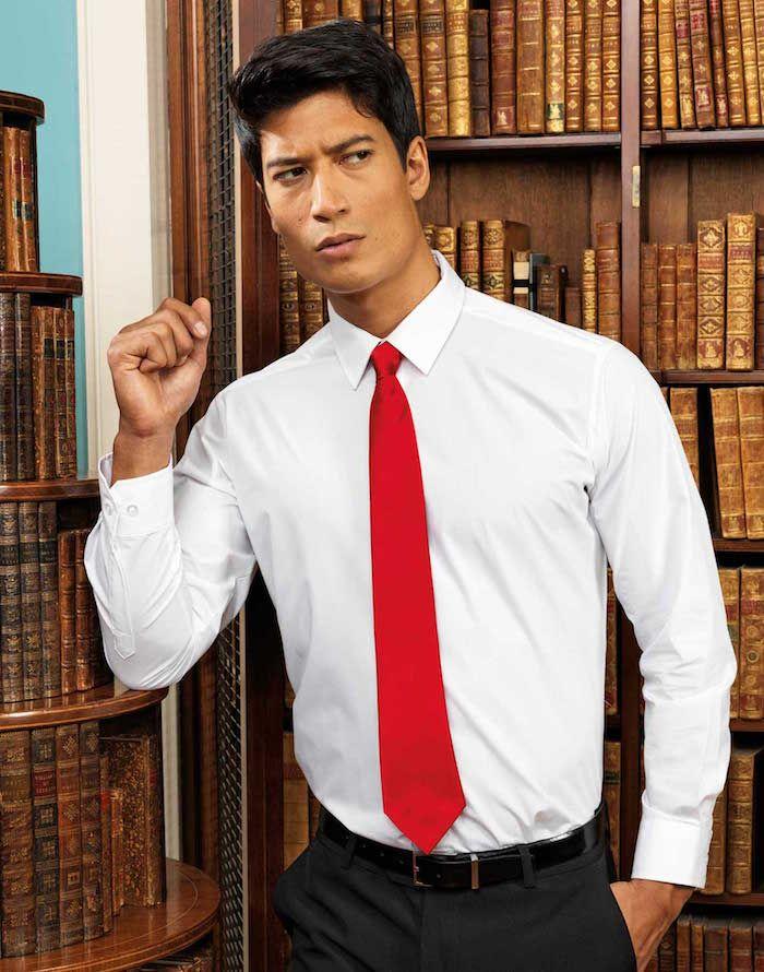 grand choix de 0d773 0b876 Comment mettre une cravate – un sac de noeuds et de styles ...