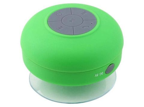 Waterproof Mini Bluetooth Speaker With Suction Cup