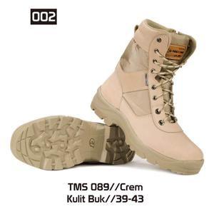 Sepatu Gunung Hiking Pria [TMS 089] (Brand Trekking) Produk Bandung