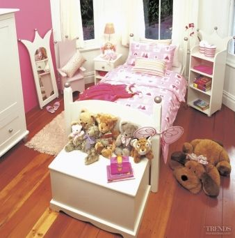 5. Designer Furniture – When it comes to selecting furniture for any part of your home, well designed and functional is a must, so buying for your child's room is no exception. For a long time kids' bedroom furniture was limited to one or the other