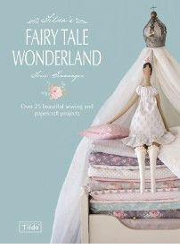 FAIRY TALE WONDERLAND BOOK english from the Patchwork Angel Forest Glen QLD