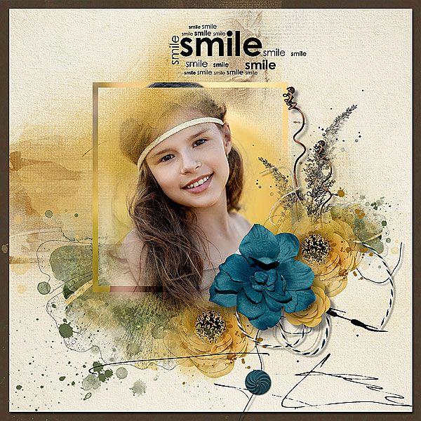 RAK for Jekatěrina  Your Smile by Tiramisu design