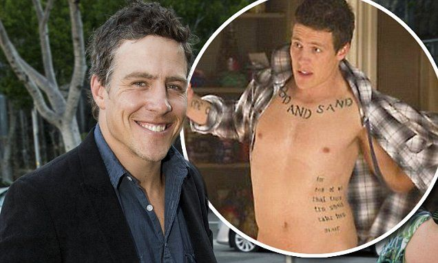 Stephen Peacocke talks about his sex symbol status at MKR launch