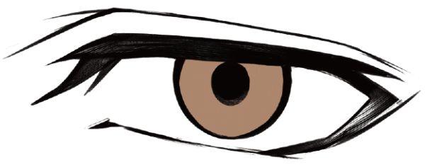 目の特徴でキャラクターの個性を描き分ける デジ絵 イラスト マンガ描き方ナビ デジタルアートのチュートリアル 絵 目