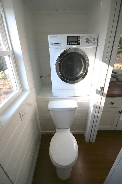 find this pin and more on mini mansions east coast tiny homes - Tiny House Washer Dryer 2