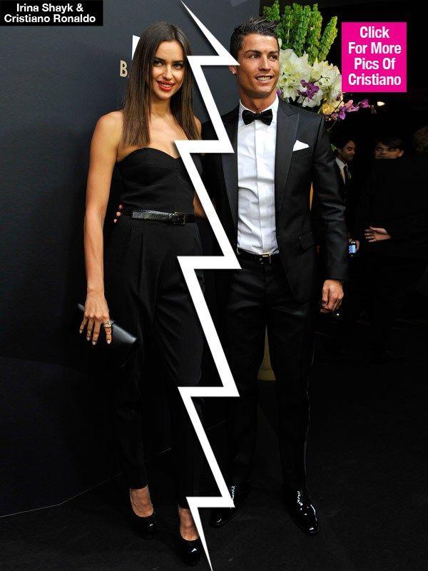 Irina Shayk Cristiano Ronaldo Break Up