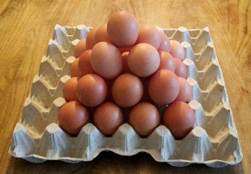 Met een ei (4)