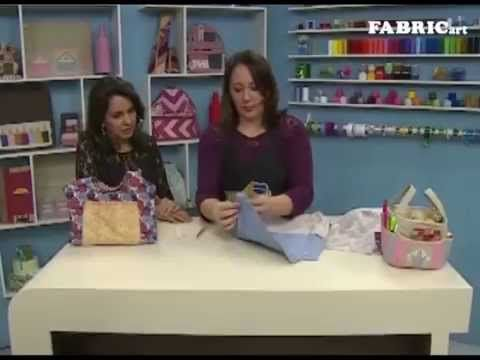 Passo a Passo - Bolsa Dupla Face - Profª Márcia Satiko