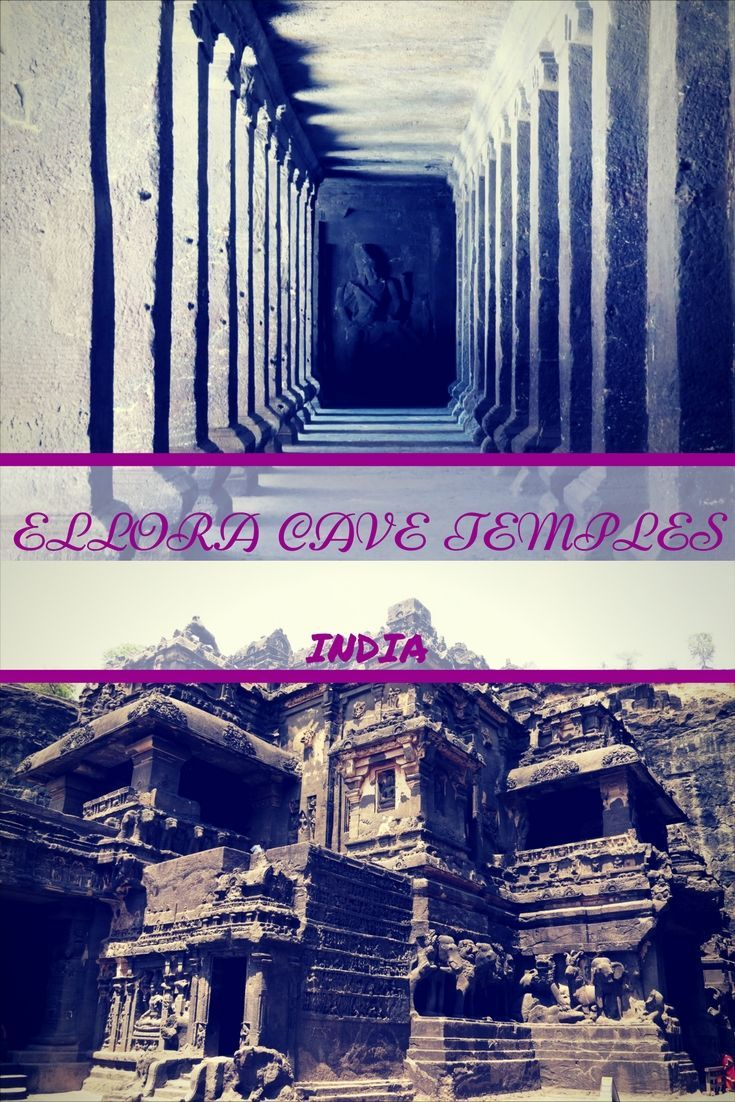 Ellora Caves in the Maharashtra state of India are a popular tourist destination worldwide for the magnificent sculptures and carvings.