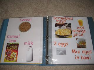 Learn to Read Recipe Book - LaForce Be With You - this would a great addition to the home living center