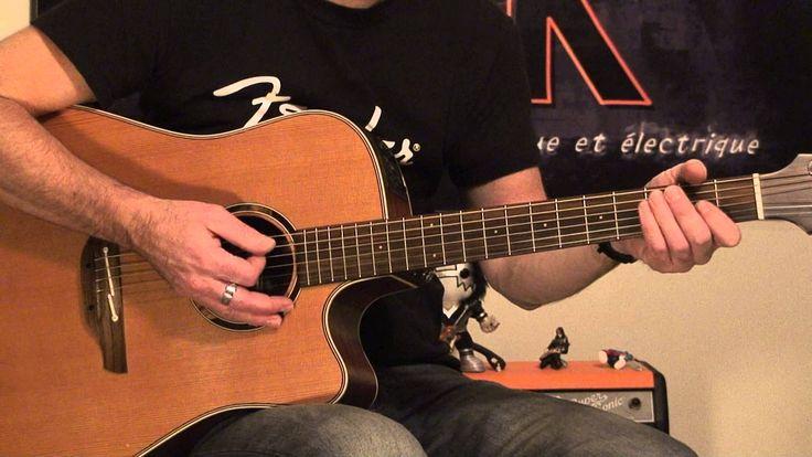 Guitare acoustique, les 10 rythmiques essentielles.