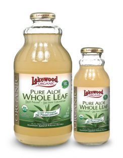Organic Aloe, PURE - Whole Leaf Juice