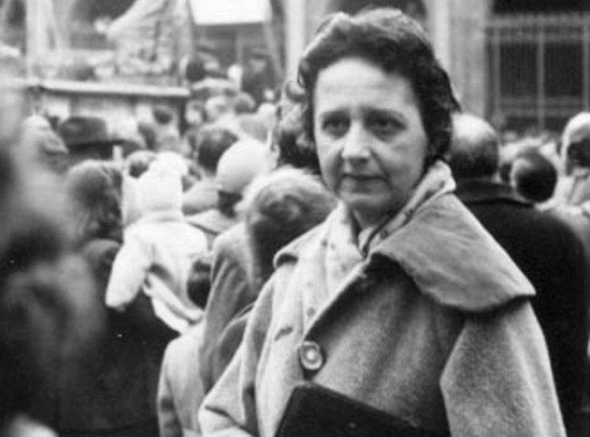 Spain - 1936-39. - GC - Recordando a María Zambrano.