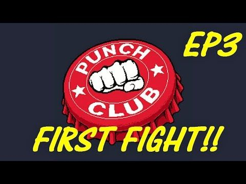 Punch Club. First Fight!!  Ep 3 Tips & Tricks