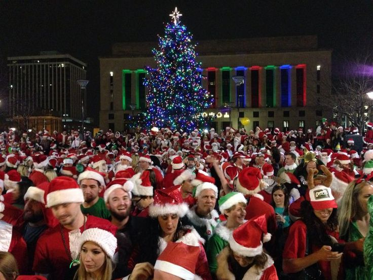 Nashville Santa Rampage