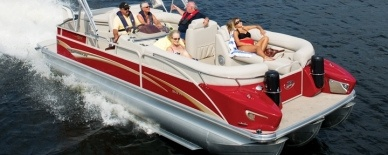 Princecraft SVX 25 - Stylish, Confortable , Powerful and Luxurious Pontoon Boat. For more information Visit - http://www.pontoonboatguide.com/compare-pontoons/princecraft/SVX-25/