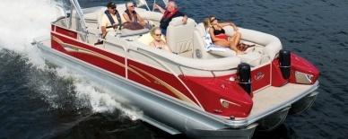 Princecraft  SVX 25 - Stylish, Confortable , Powerful and Luxurious Pontoon Boat. For more information Visit -    http://www.pontoonboatguide.com/compare-pontoons/princecraft/SVX-25/