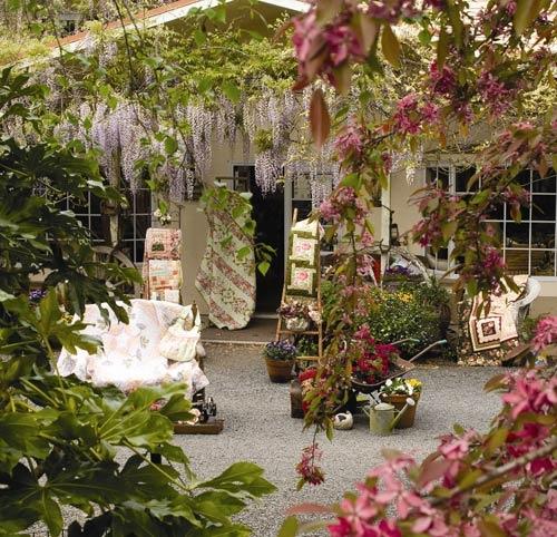 Grandmothers Garden Quilt Shop, Hamilton, New Zealand