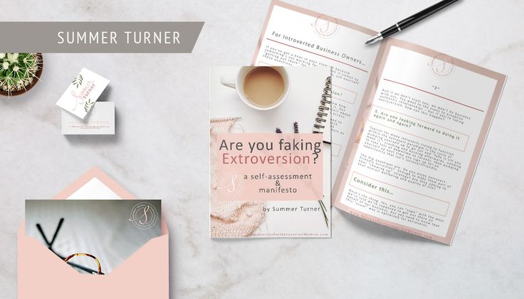 Branding for Summer turner - who helps introverts create successful businesses, based in South Carolina. Created by @FreshSageSA . . . #branding #Logo #Moodboard #Pattern #socialtemplates #brandingdesign #businesscards #identitysystem