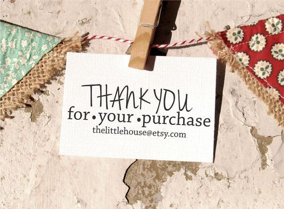 thank-you, etsy shop, thanks  http://prettypinteresting.com/2014/09/19/bad-customer-service/