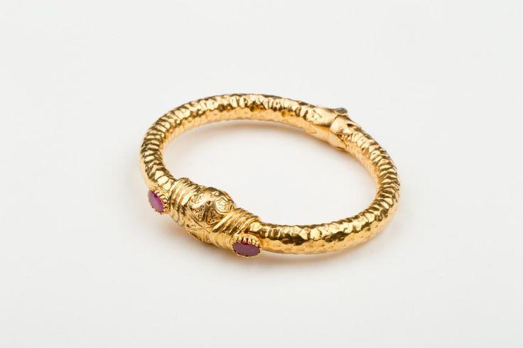 Eternity Bracelet - Gold plated