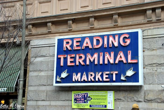 Ein kleiner kulinarischer Reisetipp: Der Reading Terminal Market in Philadelphia! http://www.bettys-elbgruen.de/reading-terminal-market-philadelphia/