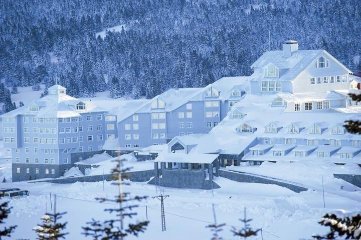 Kayak severlerin vazgeçilmez rotası Uludağ'da Ağaoğlu My Mountain ile tatil keyfini zirvede yaşayın.  #tatilstil #güvenilirtatil #uludağ #bursa #kayak #tatil #winter #snow #holiday #travel