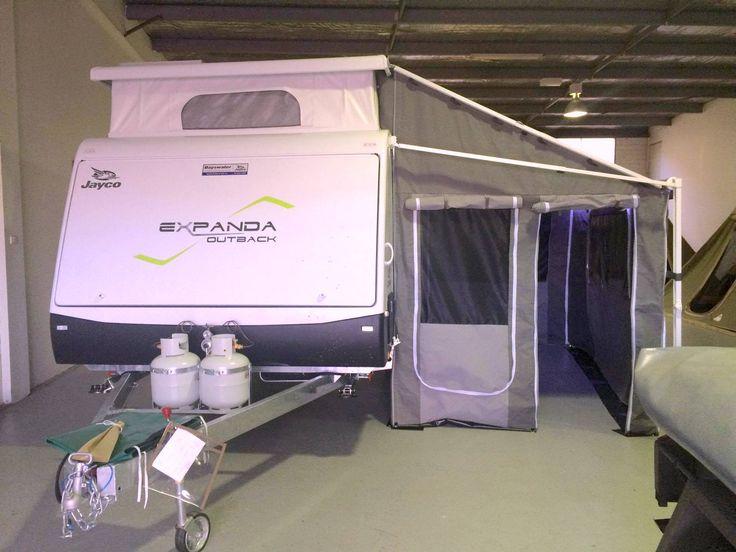 BRAND NEW FOR HIRE 2016 Jayco Expanda OB 16.49-4 (Kilsyth) - Caravan and Camping Hire AUS
