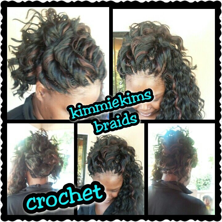 Crochet...freetress cozy deep | KimmieKim's Braids ...