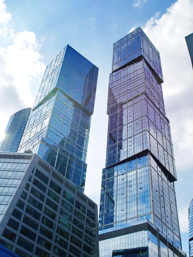 Capital City Moscow Tower I  Igor Butyrskii