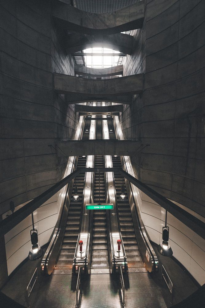 Underground Vienna. by Kaitaro Kobayashi on 500px