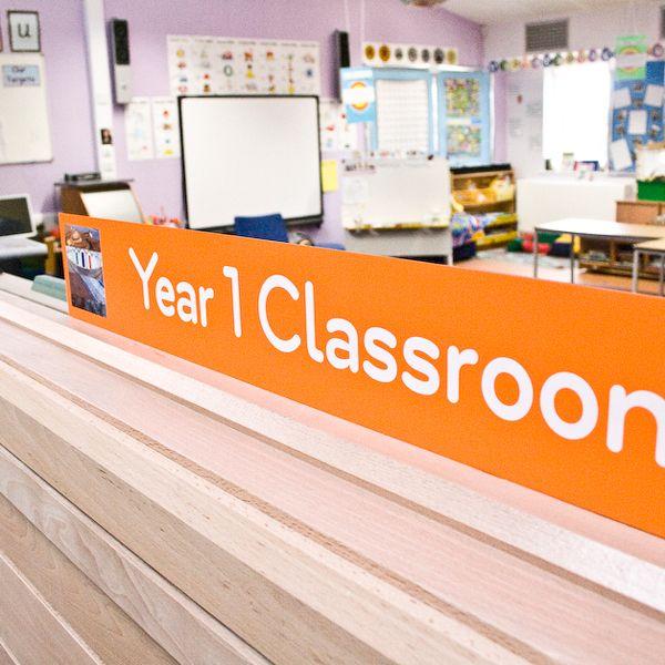 Typography For Children Kings Ash Primary School Devon England