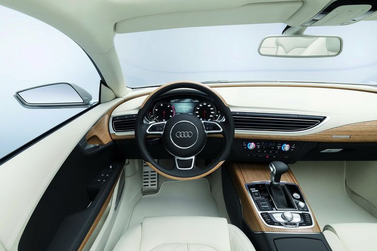 audi a7 interior - Google Search
