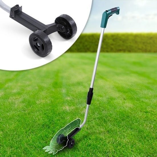 Telescopic handle electric garden shears back helper for Electric garden scissors