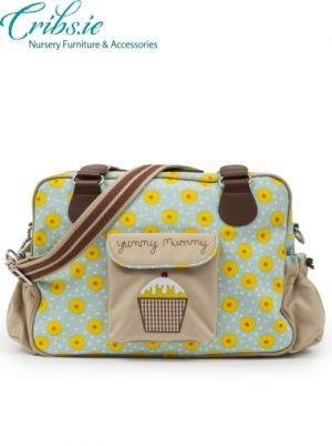 Pink Lining | Yummy Mummy Sunflowers | Baby Changing Bags | Cribs.ie