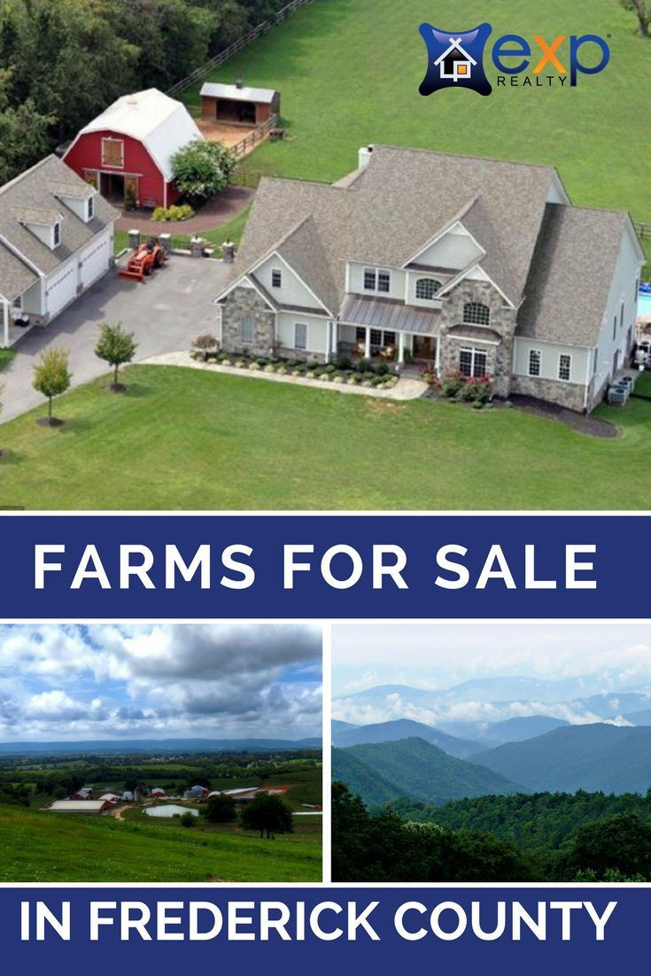 Farms For Sale In Frederick County Chris Highland Exp Realty