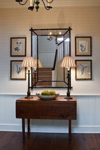 25 best foyer mirror ideas on pinterest for Best ways to stage a house for sale
