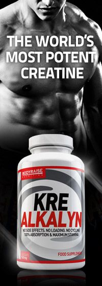 Visit www.prozis.com for more information on bodybuilding and sports nutrition The world´s most potent creatine #kre-alkalyn #Joe #Weider #legacy #legenda #Bodybuilding Dietary  #supplements #train #workout #nutrition #shop #online #absoption & maximum results. No side effects. No loading. No cycling #Bodyraise For the best, good isn't enough